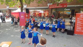 SPD-Sommerfest auf dem Rotkreuzplatz