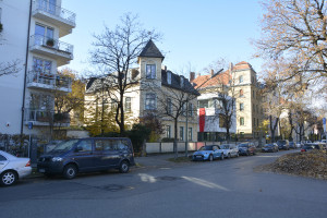 Impressionen aus unserem Viertel: Albrechtstraße