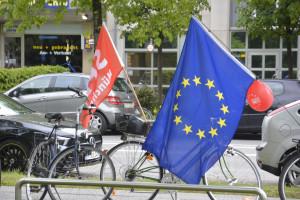 Radlsternfahrt zur Europawahl 2019