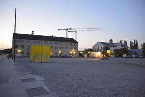 Impressionen aus unserem Viertel: Dachauer Straße/Kreativquartier