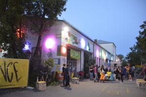 Impressionen aus unserem Viertel: Kreativquartier