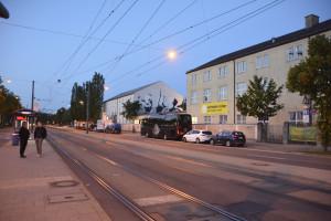 Impressionen aus unserem Viertel: Schwere-Reiter-Straße