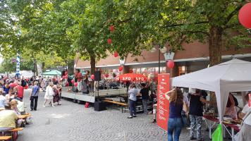 Bild vom Rotkreuzplatzfest der SPD in Neuhausen-Nymphenburg 2018